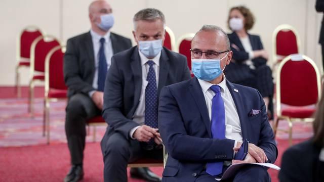 Grlić Radman najavio: Tražit ću raspravu o zapadnom Balkanu