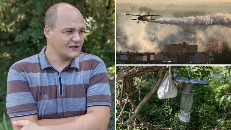 Alarm se pali za 200 komaraca, a kod Osijeka ih je već 35 tisuća: 'Biti će ih još više idućih dana'