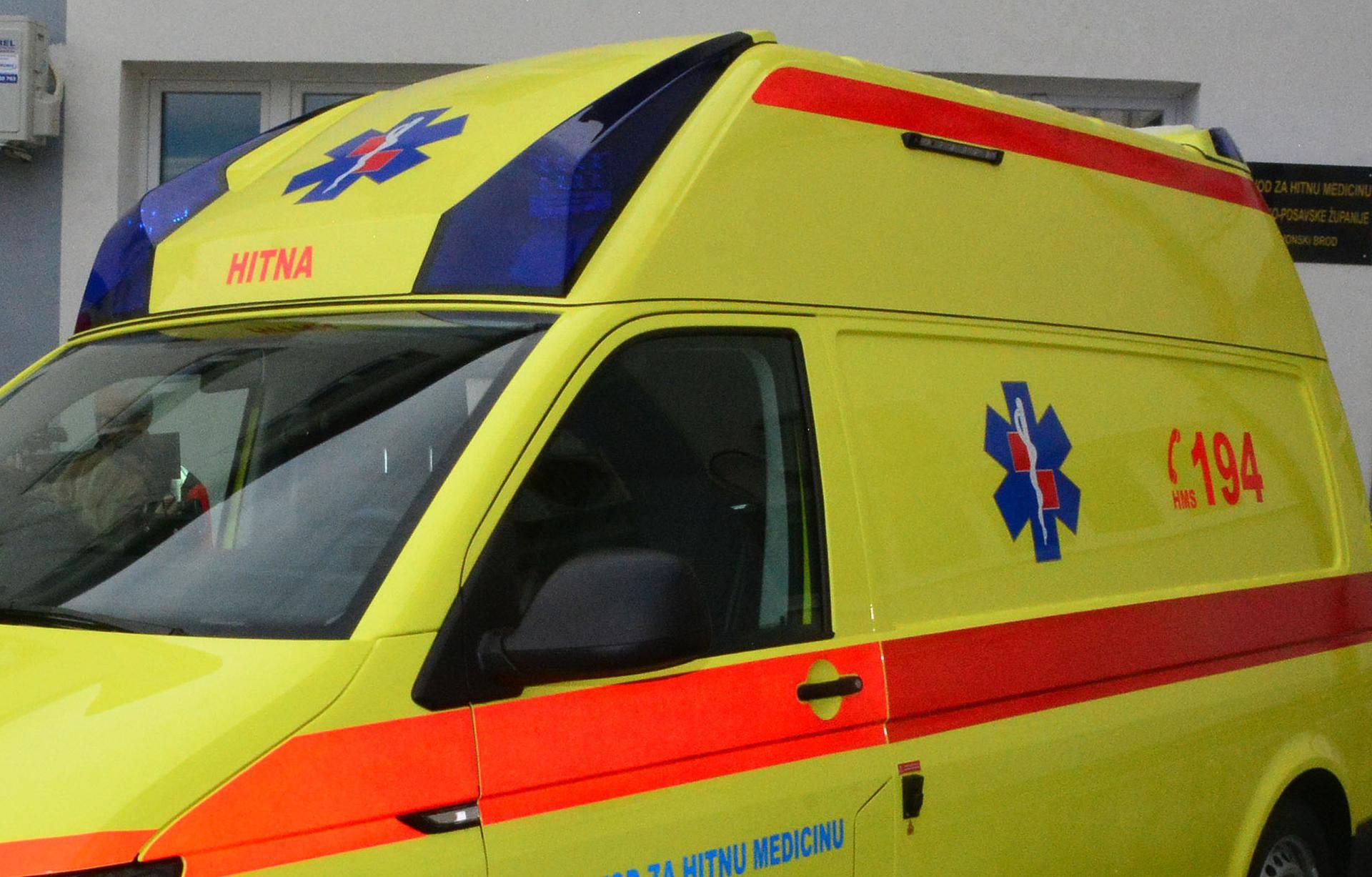 Hitne pacijente iz Metkovića  vozit će u bolnicu u Mostaru
