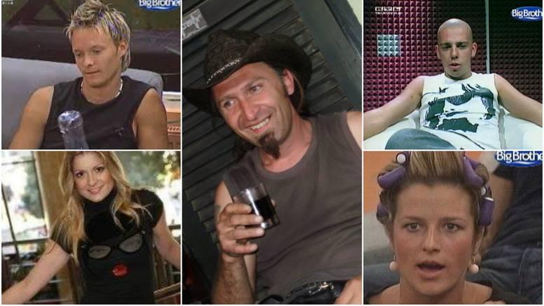 Gdje je danas ekipa iz prvog Big Brothera? Blaće uspjela na TV-u, dečki sreću pronašli u Švedskoj