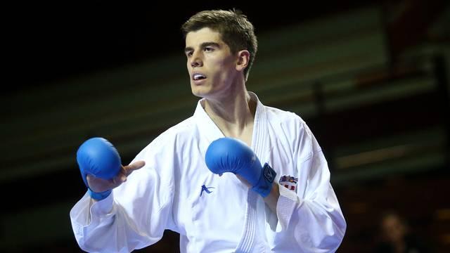 Karatist Garibović srebrni na turniru Svjetske lige u Šangaju