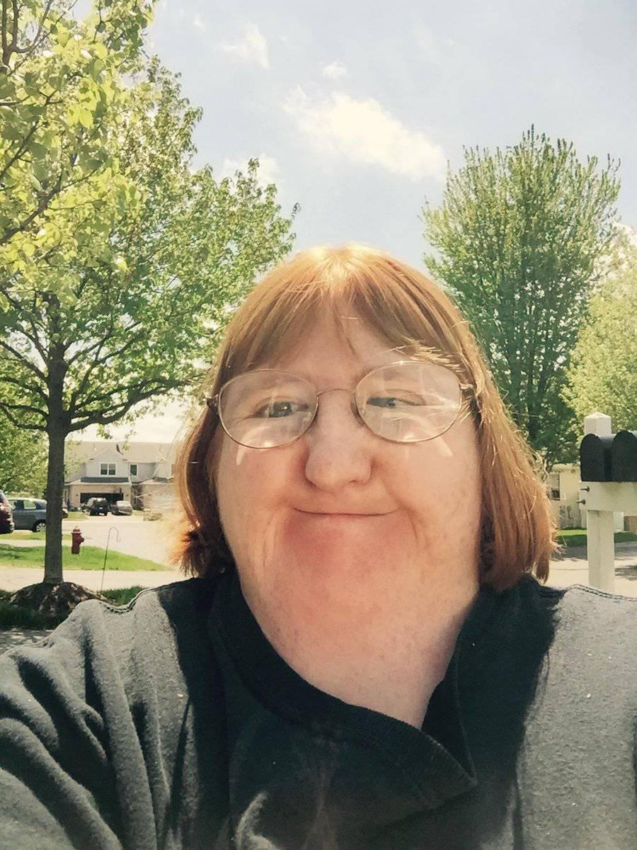Novinarka Melissa Blake