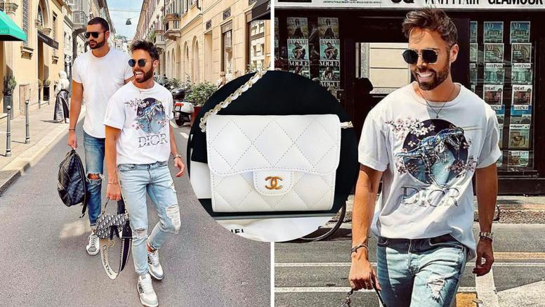 Mačak se pohvalio: Dizajnerskoj kolekciji torbica dodao je novu mini Chanel od 25 tisuća kuna