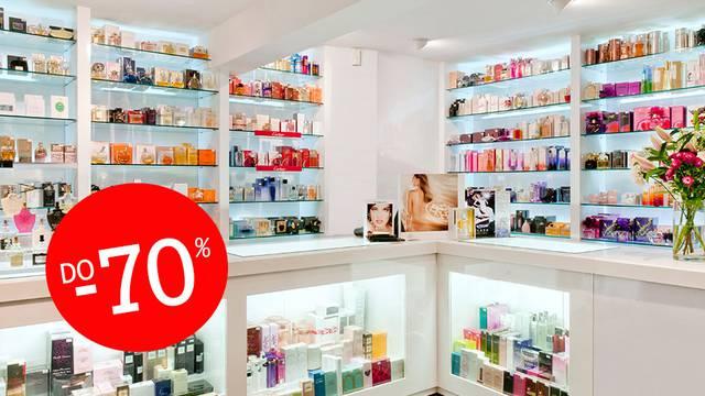 Jeste li već iskoristili 70% popusta na omiljeni parfem?