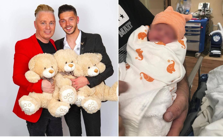 Gay Kardashiani koji su ljetos uživali u Hrvatskoj - dobili kćer