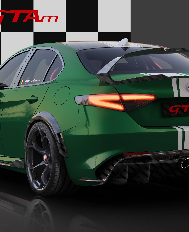 Uskoro ćete moći voziti Alfe koje izgledaju kao trkaći auti