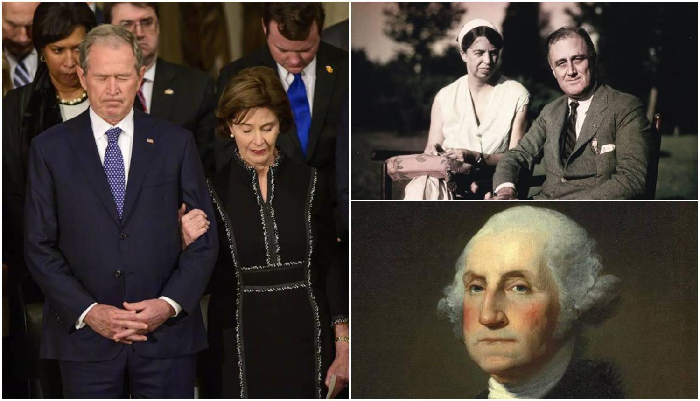 Varaju još od Washingtona: Mandate gotovo svih američkih vladara obilježile su seks afere