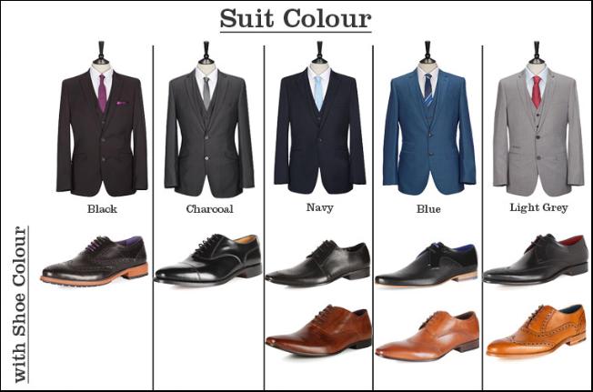 Ne znate kakve cipele pašu uz modro odijelo? Ovaj vodič zna!