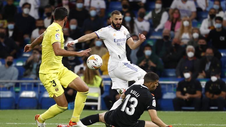 Blijeda partija Reala: Villarreal uzeo bod, 'kraljevi' i dalje prvi