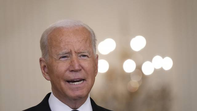 Biden Remarks on the COVID-19 Response and the Vaccination Program