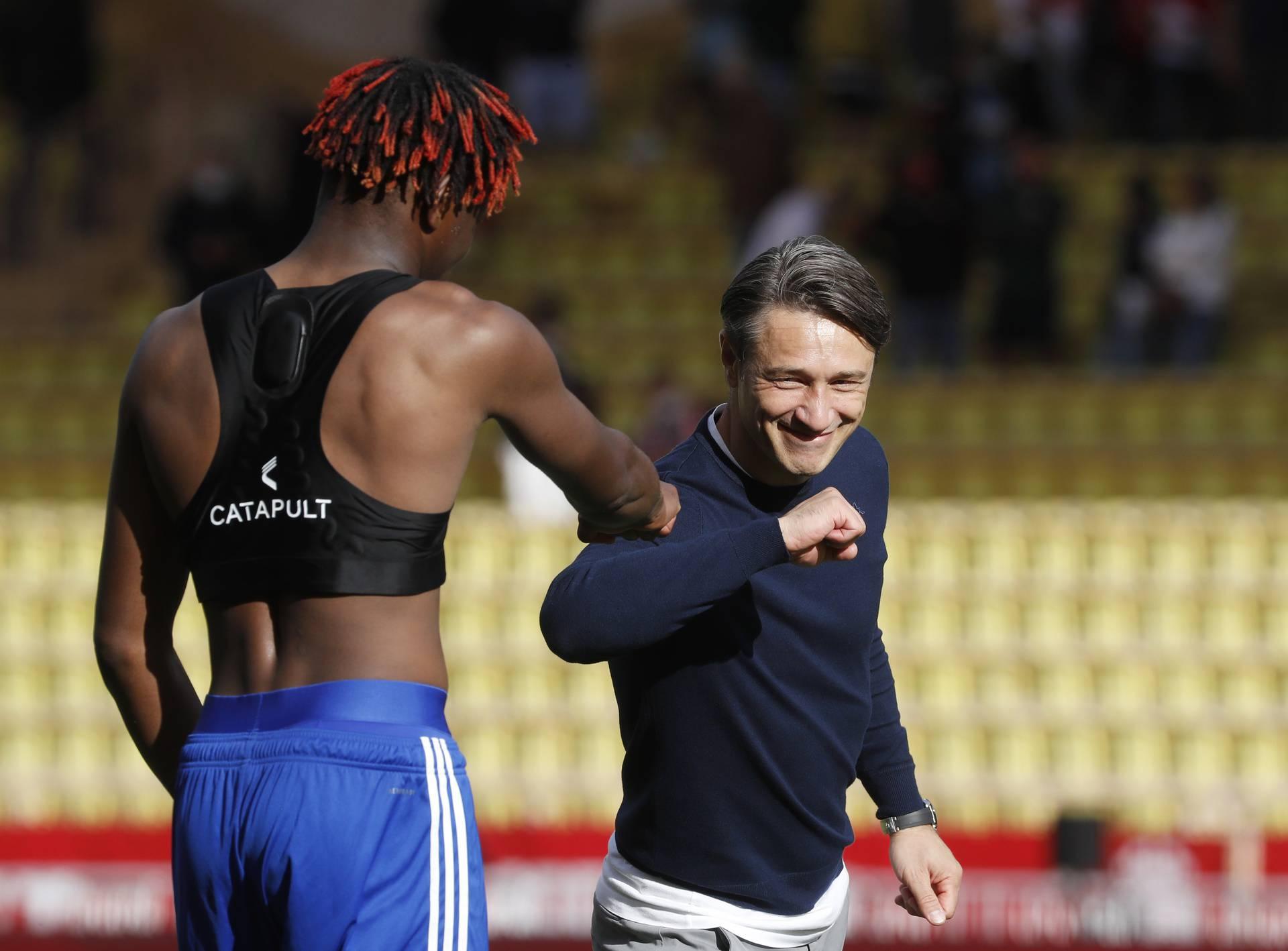 Ligue 1 - AS Monaco v RC Strasbourg