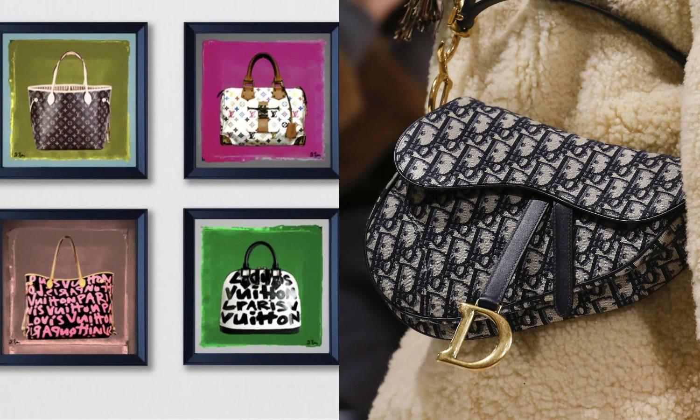 Louis Vuitton / Dior