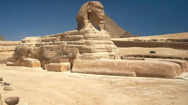 Spektakularno otkriće: Jesu li u Egiptu pronašli drugu sfingu?