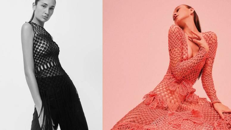 Uhvaćene u mrežu: Haljine koje na suptilan način otkrivaju kožu