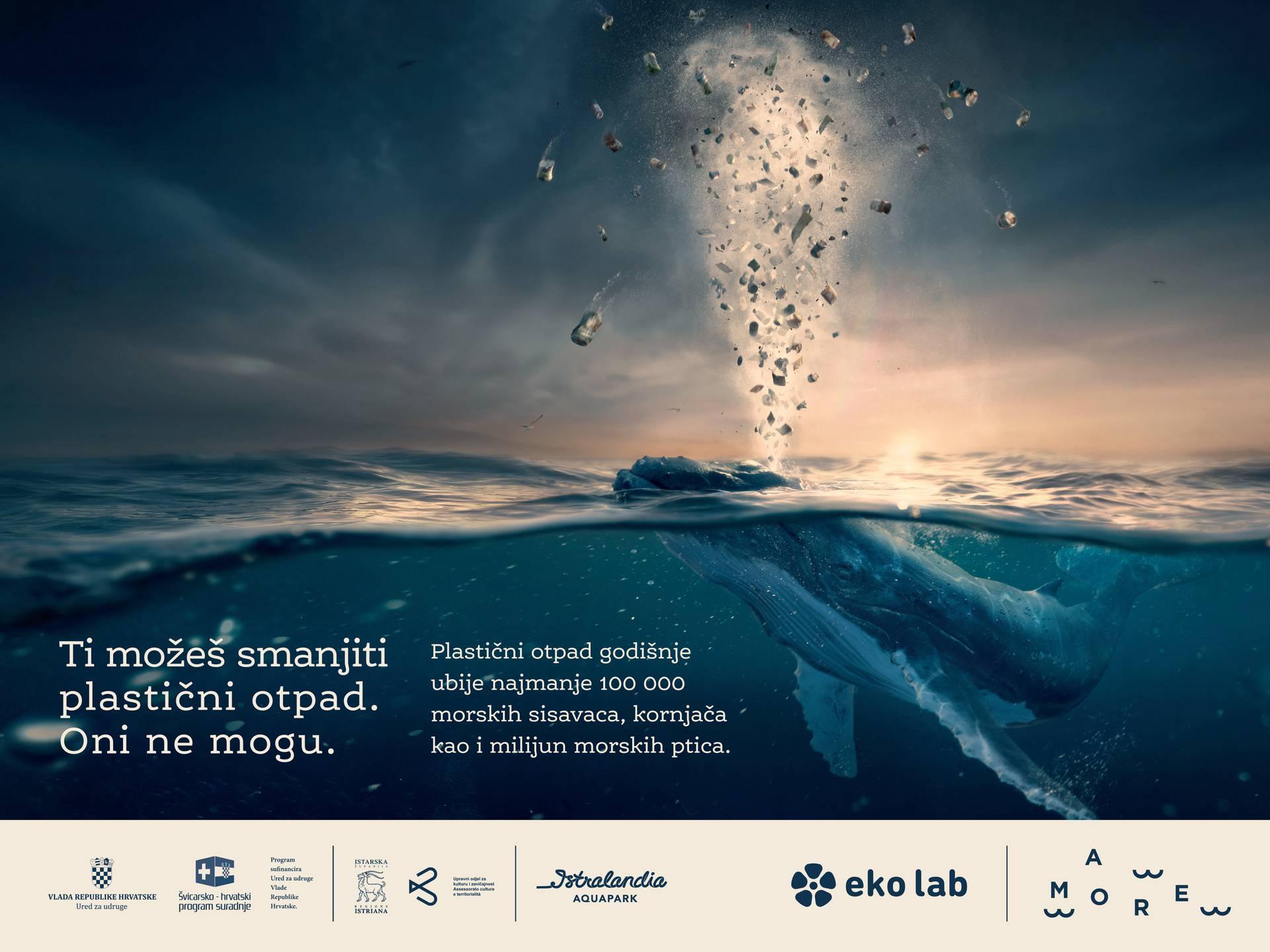 Vrijeme je za promjene: Plastici nije mjesto na morskom dnu