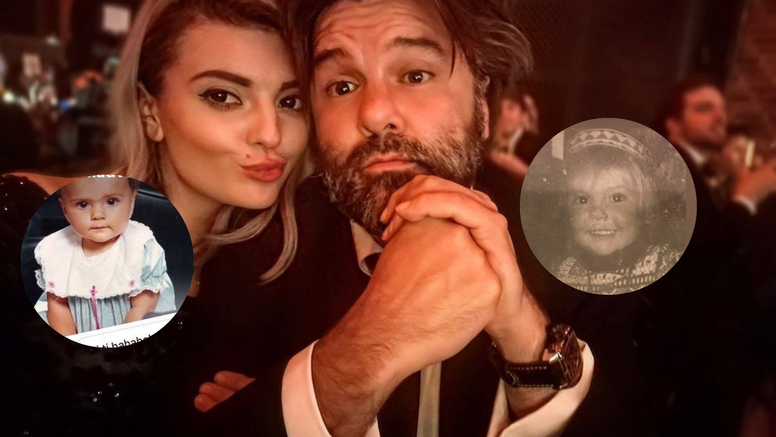 Ella Dvornik objavila je svoje i Charlesove fotke iz djetinstva, a fanovi se šokirali: 'Isti ste!'
