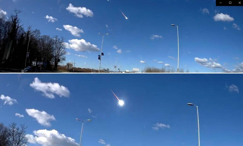 'To je bio golemi meteor': Sad kreće lov na njegove krhotine!