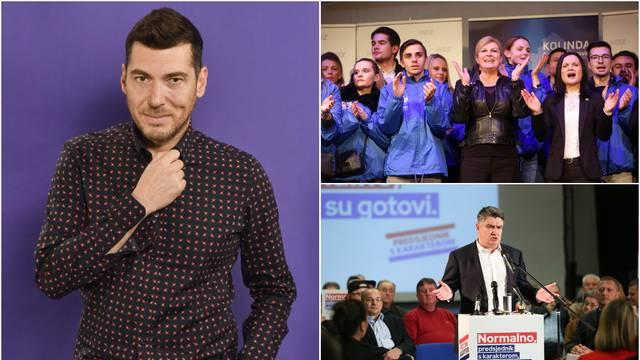 Boris Banović o predsjedničkim kandidatima: Stil im je dosadan