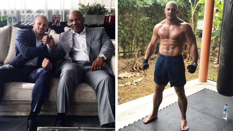 Nabildani Hulk s Urala ipak bio na steroidima, UFC ga potjerao