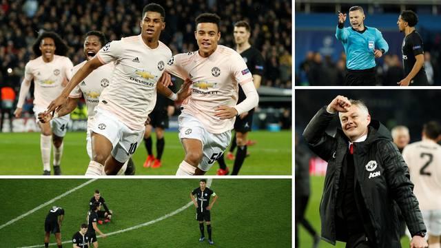 United prvi u povijesti prošao dalje u LP nakon -2 kod kuće