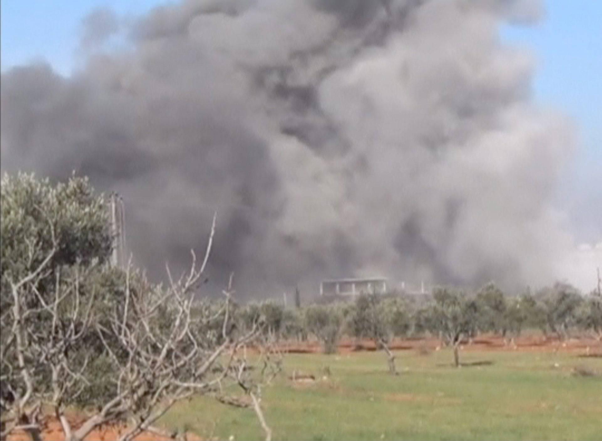 Ubijen glasnogovornik sirijske Al Kaide i još 20 džihadista