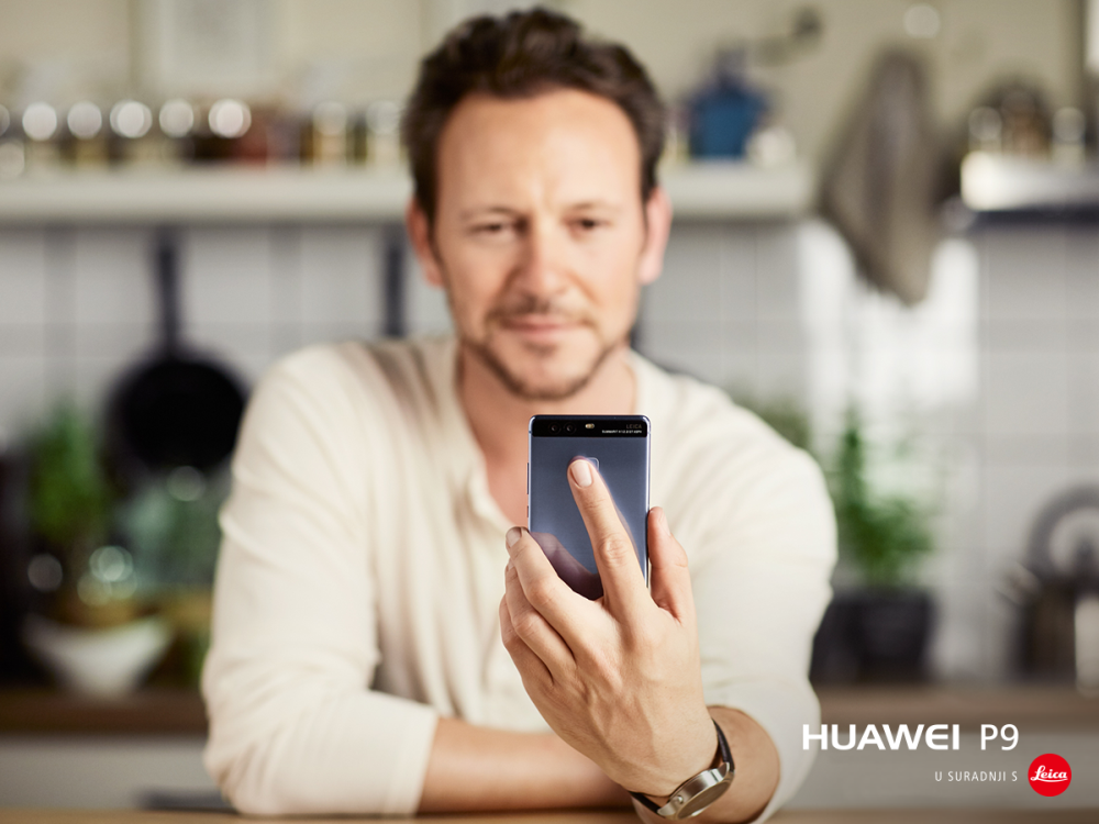 Huawei P9 Blue – jedinstveni pametni telefon