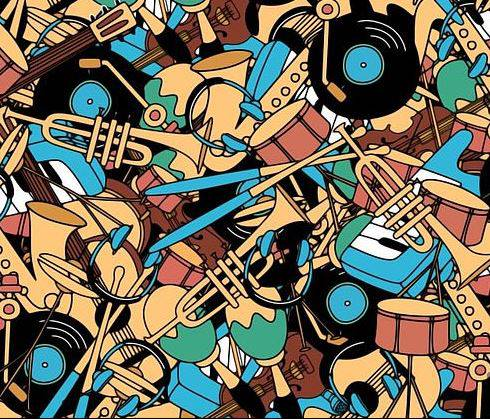 U 60 sekundi u hrpi glazbala pronađite skriveni mikrofončić