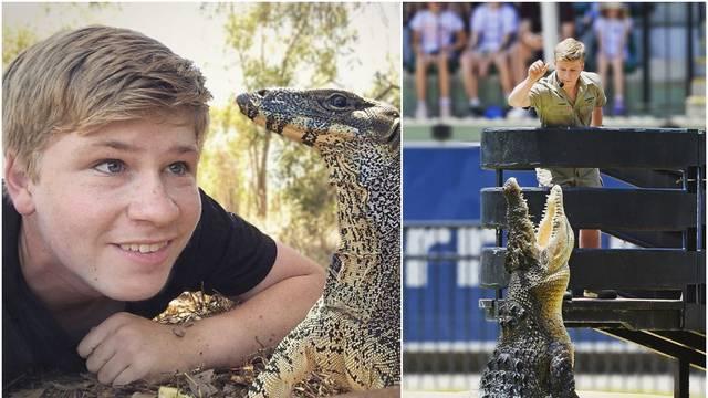 Sin Stevea Irwina 16. rođendan proslavio u društvu krokodila