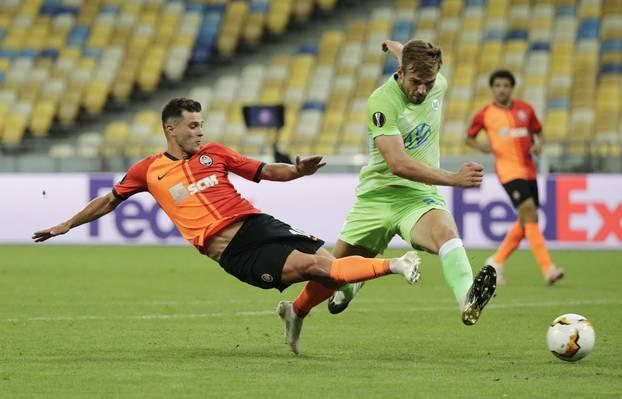 ヨーロッパリーグ-ラウンド2の第2レグ-シャフタールドネツクv VfLヴォルフスブルク