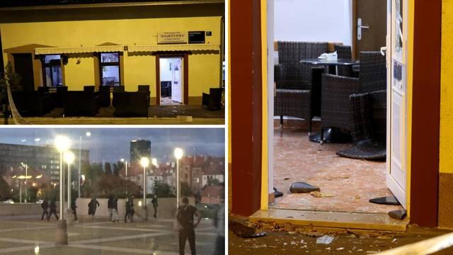 Iz policije otkrili nove detalje huliganskog napada u Zagrebu