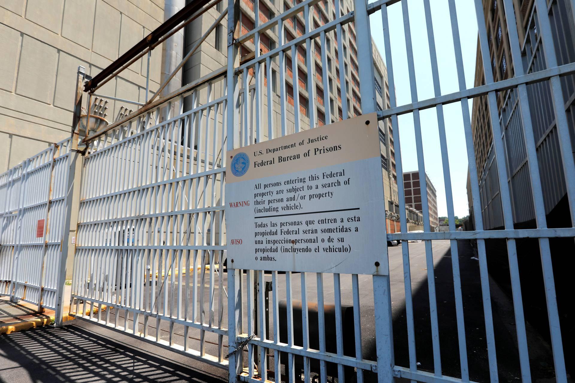 Epsteinova partnerica u zatvoru