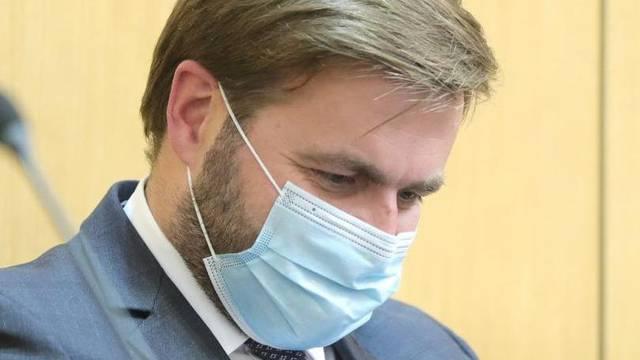 Zagreb: Saborska rasprava o povjerenju ministru gospodarstva Tomislavu Ćoriću