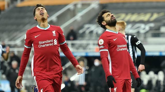 Premier League - Newcastle United v Liverpool