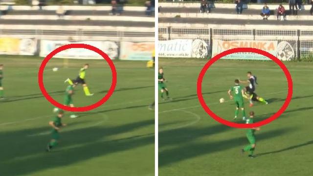 VIDEO Špehar u debiju srušio lidera uz komičan kiks golmana