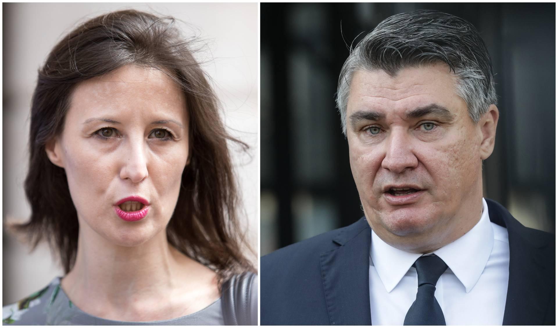 'Milanović insinuira na ozbiljnu zlouporabu vlasti, ovo više nije na razini prepucavanja...'