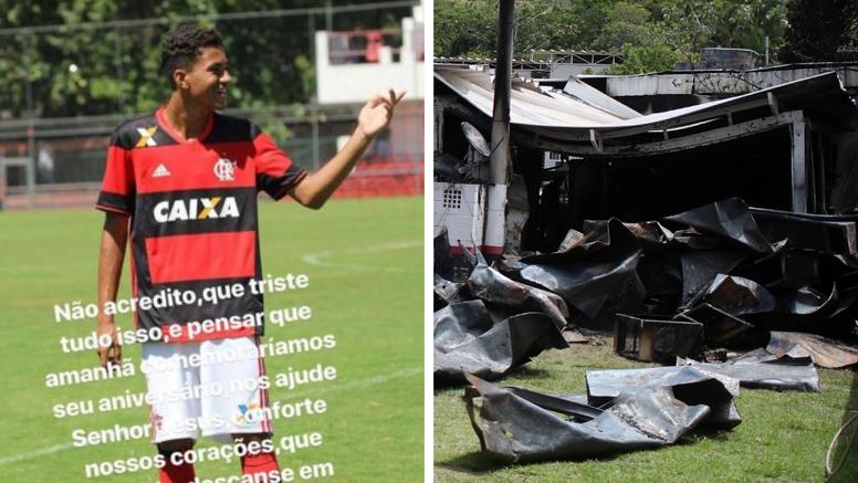Kumče Felipea Mela poginulo u požaru dan prije rođendana...