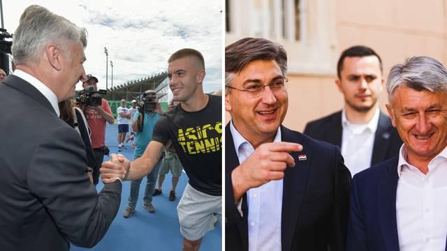 Zadarski župan u samoizolaciji: Rukovao se sa Ćorićem, a u subotu bio i s Plenkovićem