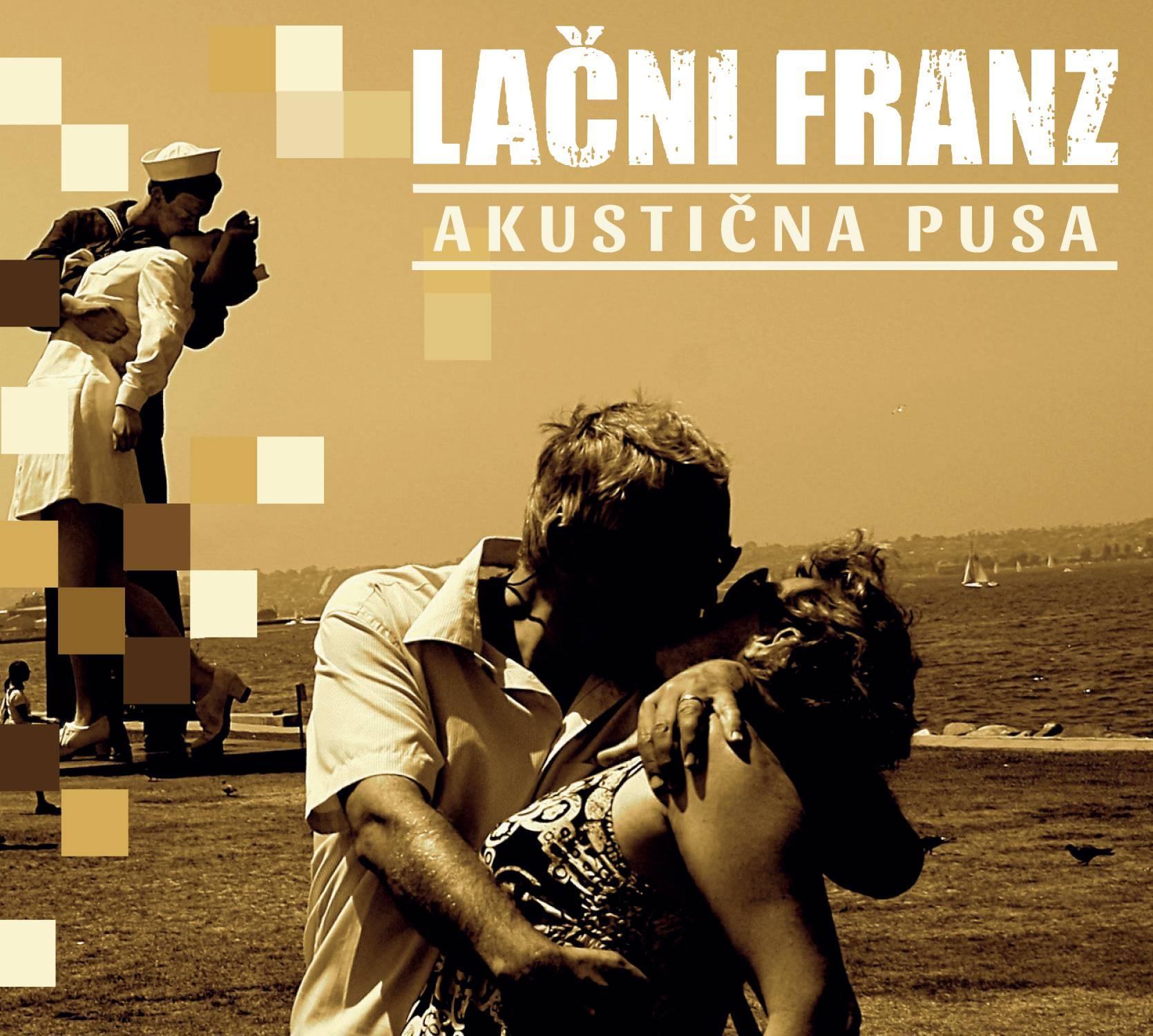 Premijera posebnog spota za posebnu pjesmu Lačnog Franza