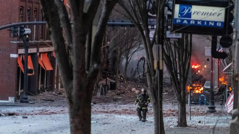 Osumnjičeni za podmetanje bombe poginuo je u eksploziji