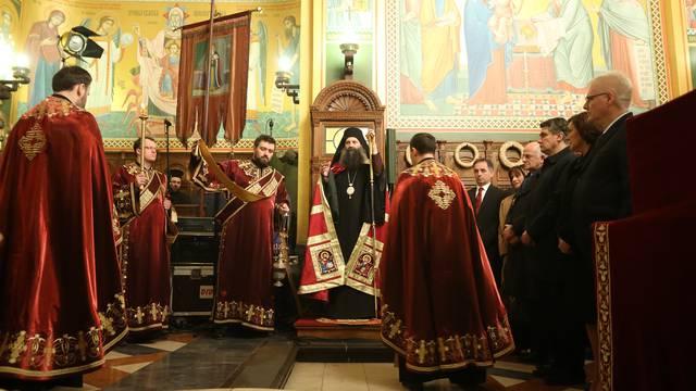 Urlala i vrijeđala pravoslavne vjernike u Zagrebu, uhitili je