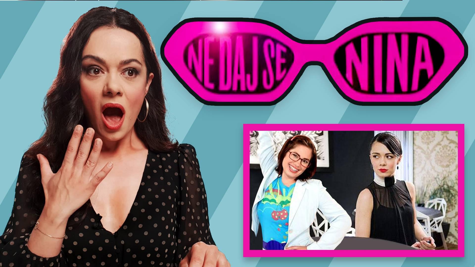 Kristina Krepela o ulozi u seriji 'Ne daj se Nina': Jadna Barbara, kakvog je muškarca samo imala