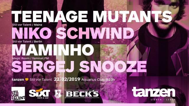 Četvrto izdanje tanzena dovodi berlinski Stil vor Talent