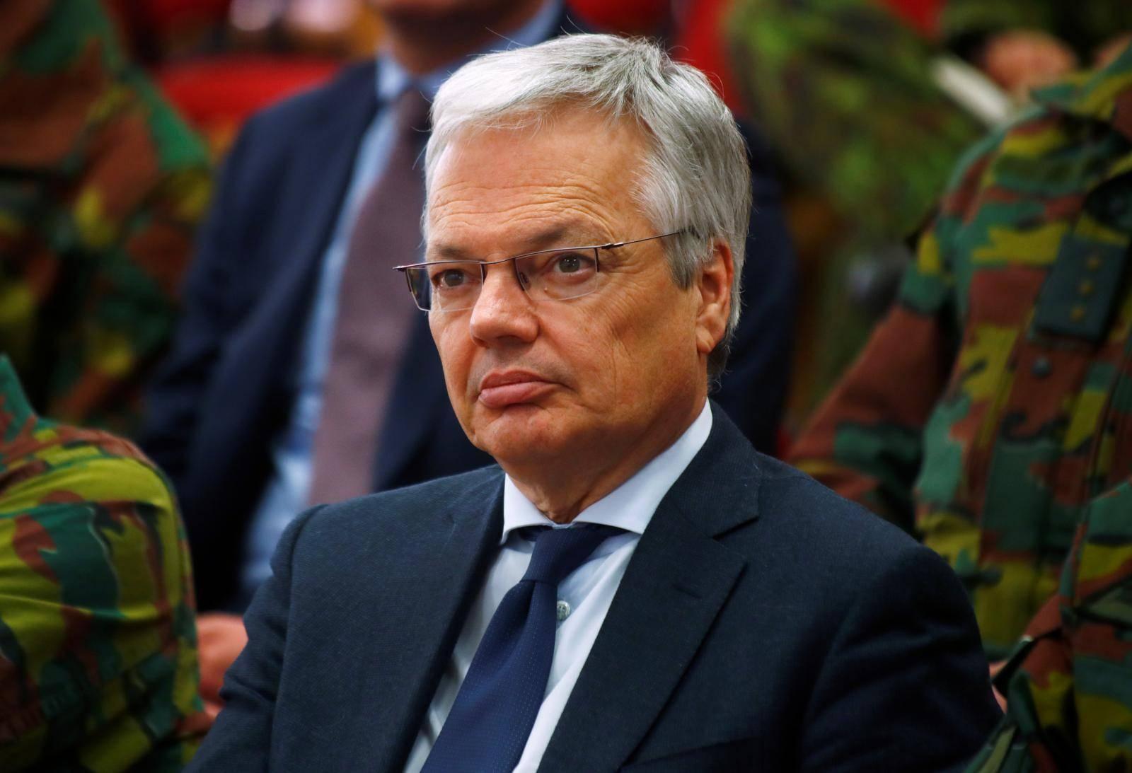 Belgium's King Philippe visits Estonia