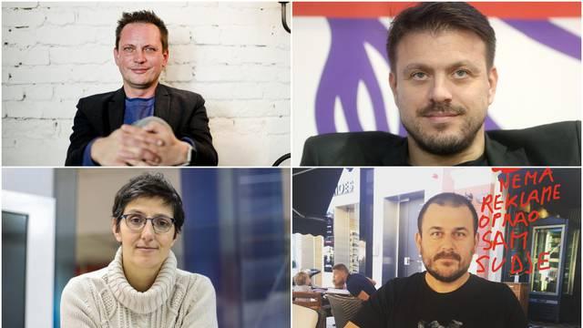 Matanić: Brišite odmah svoje bijedne profile; Mate Janković: Svatko može pljuvati i kritizirati
