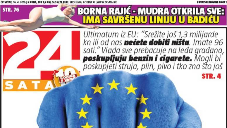 Naše su naslovnice najbolje u Europi: Novine 24sata na vrhu