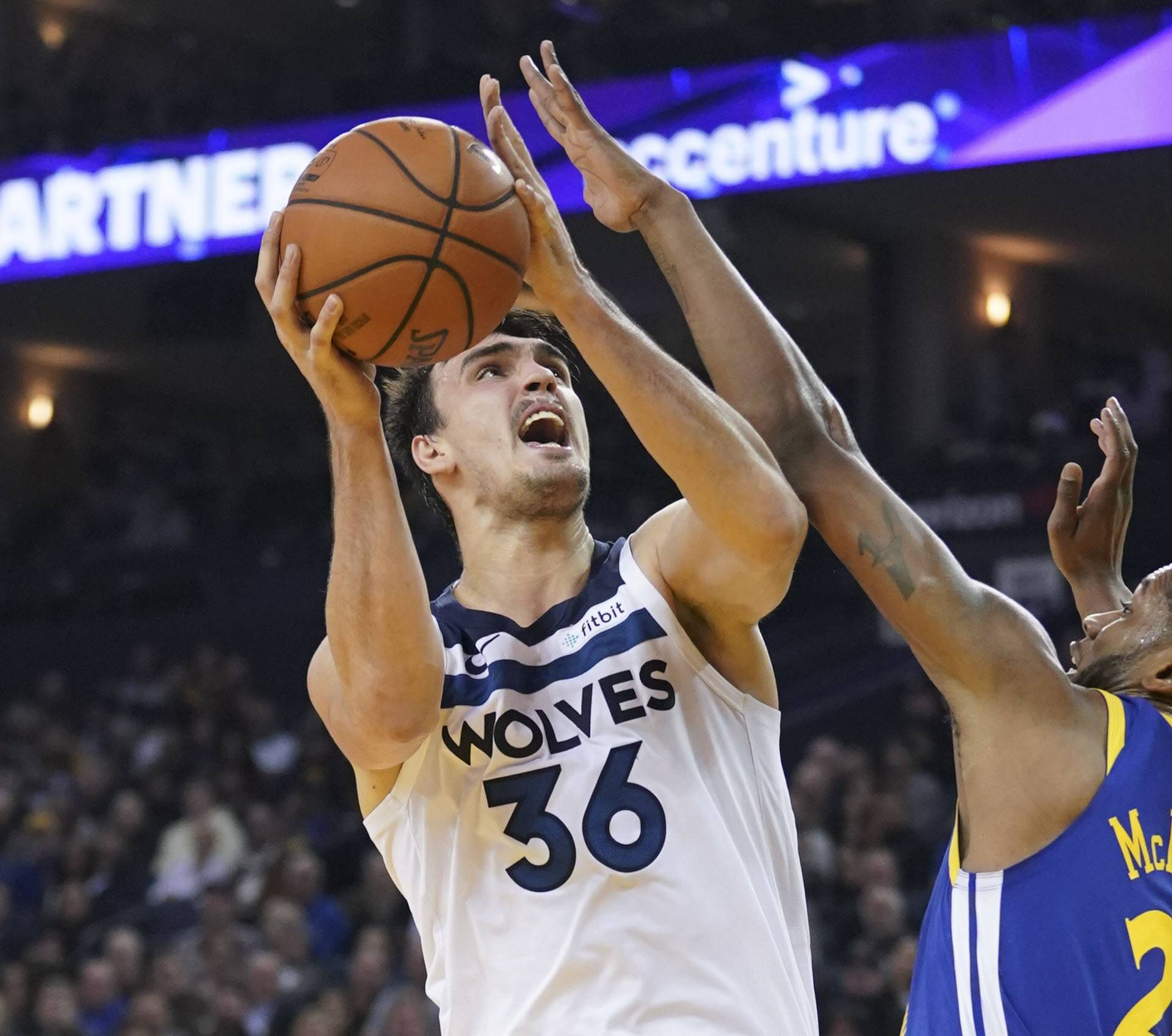 NBA: Minnesota Timberwolves at Golden State Warriors