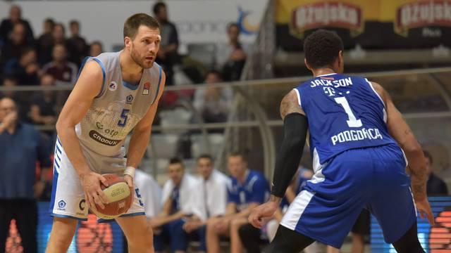 Zadar: KK Zadar i KK Budućnost sastali se u 9. kolu ABA lige