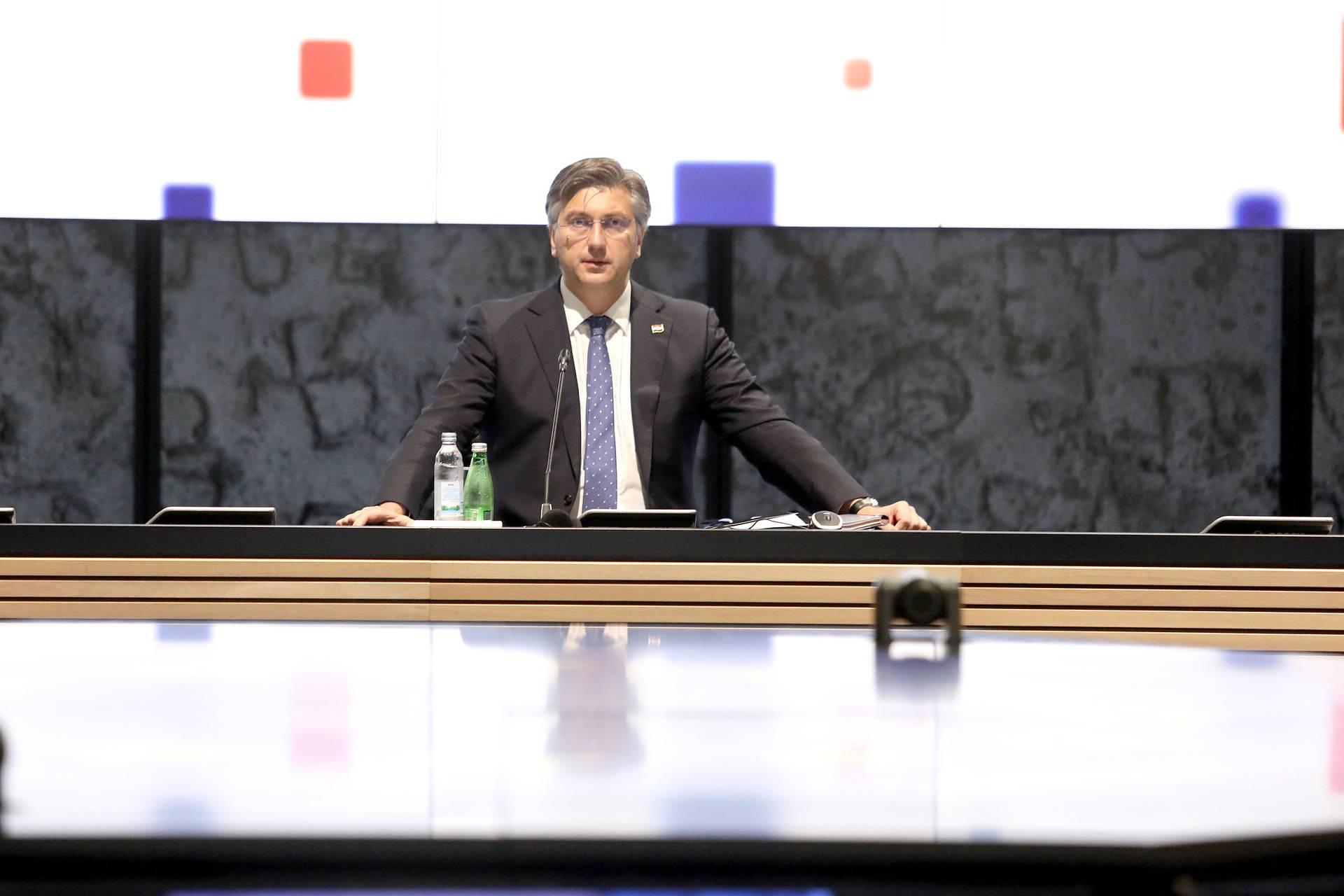 Plenković: Milijarde u planu za oporavak RH nisu ugrožene