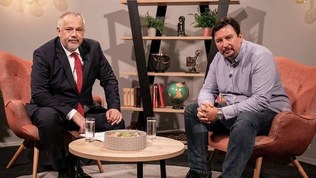 Krenuli Uplift razgovori sa Šprajcom: Ćosić i Bujas otkrili svoje padove, ali i uspjehe