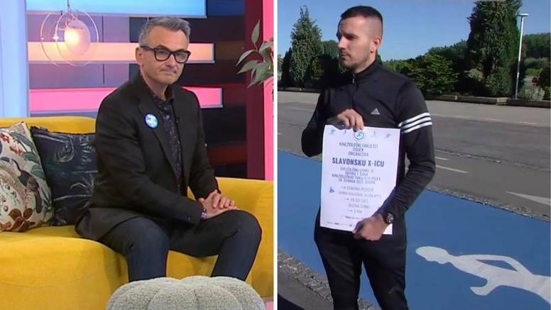 Meštrović imao gaf, komentirao studenta u prijenosu uživo: 'Ovaj je jadan donio taj papirić'